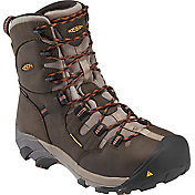 "KEEN Men's Detroit 8"" Waterproof Steel Toe Work Boots"