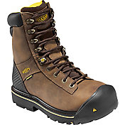 "KEEN Men's Wenatchee 8"" Waterproof Steel Toe Work Boots"