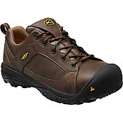 KEEN Men's Mesa ESD Low Steel Toe Oxford Work Shoes