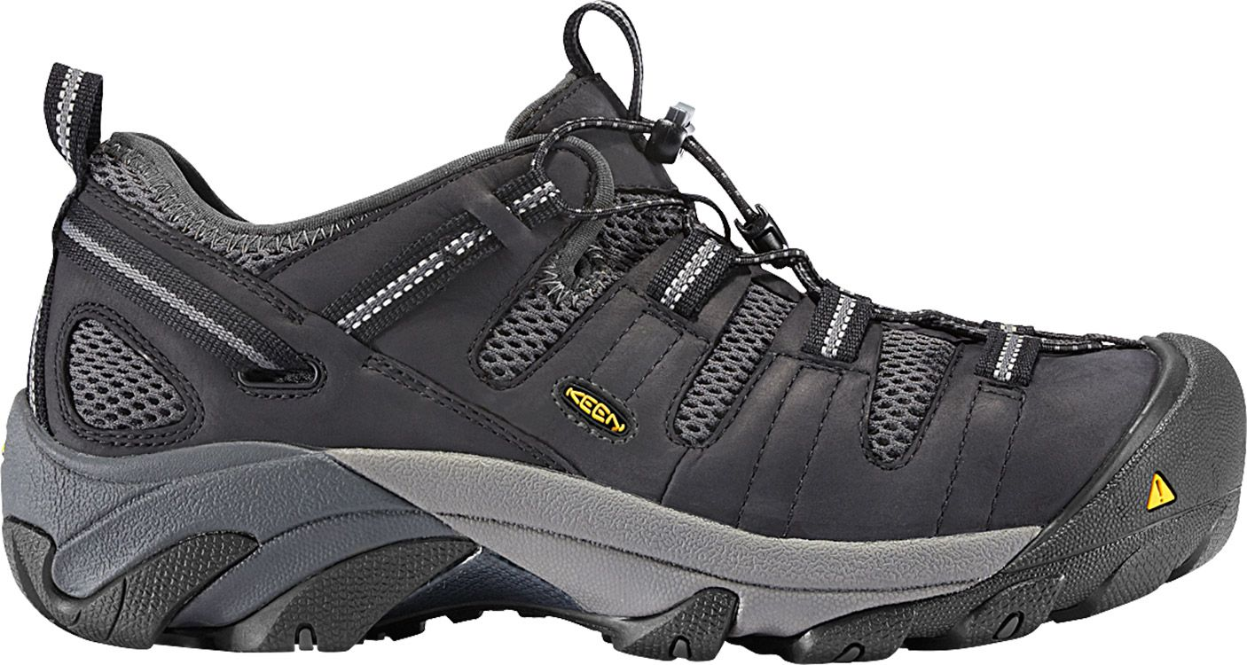 KEEN Men's Atlanta Cool Low Steel Toe Work Shoes| DICK'S Sporting ...