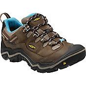 KEEN Women's Durand Low Waterproof Hiking Shoes