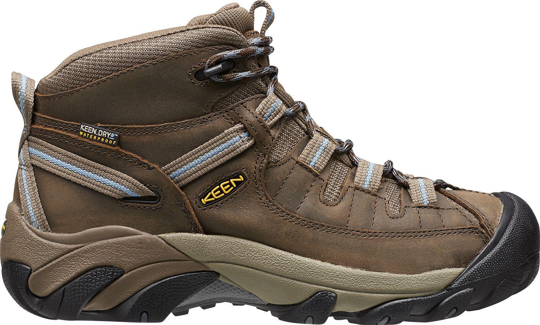 KEEN Women's Targhee II Mid Waterproof Hiking Boots | DICK'S Sporting Goods