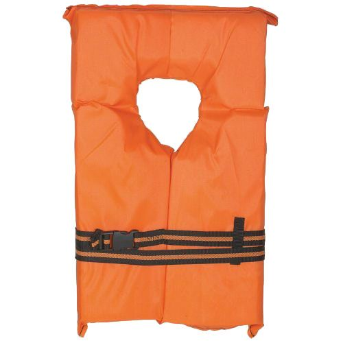 KENT Adult Type II 4 Pack Life Vests With Storage Bag