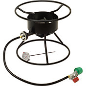 "King Kooker Heavy Duty 12"" Portable Propane Outdoor Cooker Package"