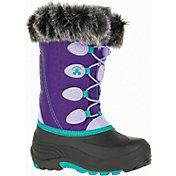 """Kamik Kids' Snowgypsy 10"""" Waterproof Winter Boots"""