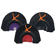 Knight & Hale Judgment Day Pro Turkey Mouth Calls – 3 pack