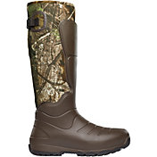 "Lacrosse Men's AeroHead 18"" 3.5mm Insulated Rubber Hunting Boots"