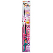 Lil Anglers Kid Casters Dora and Friends No Tangle Fishing Rod
