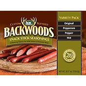 LEM Custom-Blended Backwoods Snack Seasoning Variety Pack