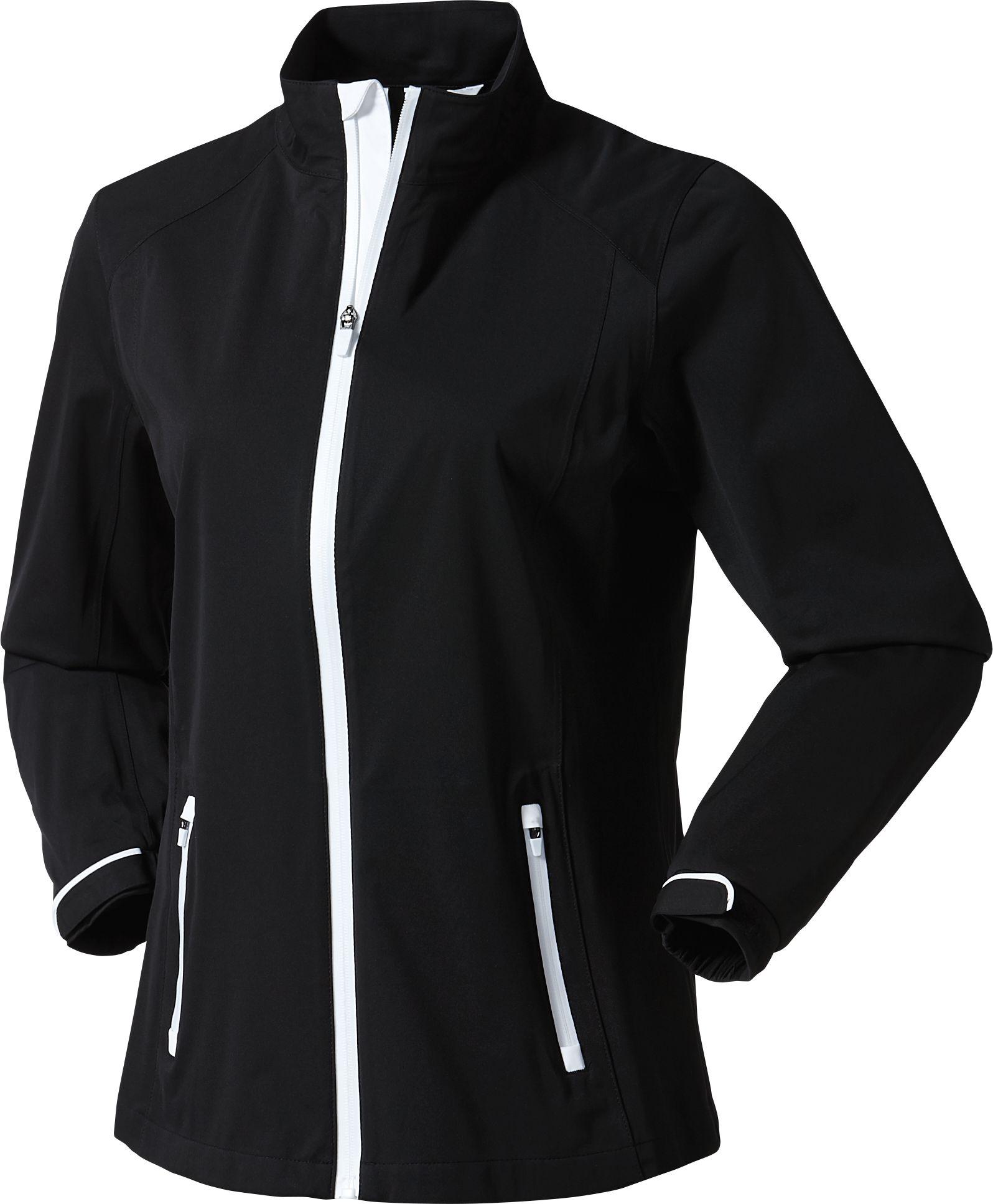 White sierra women's rain jacket