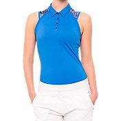 LIJA Women's Tournament Sleeveless Golf Polo