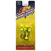Leland's Crappie Magnet Double Cross Jig Heads