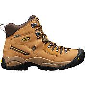 KEEN Men's Pittsburgh 6'' Waterproof Steel Toe Work Boots