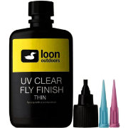 Loon Outdoors UV Clear Fly Finish - Thin