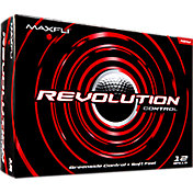 Maxfli Revolution Control Golf Balls