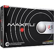 Maxfli U/6 Tour Golf Balls