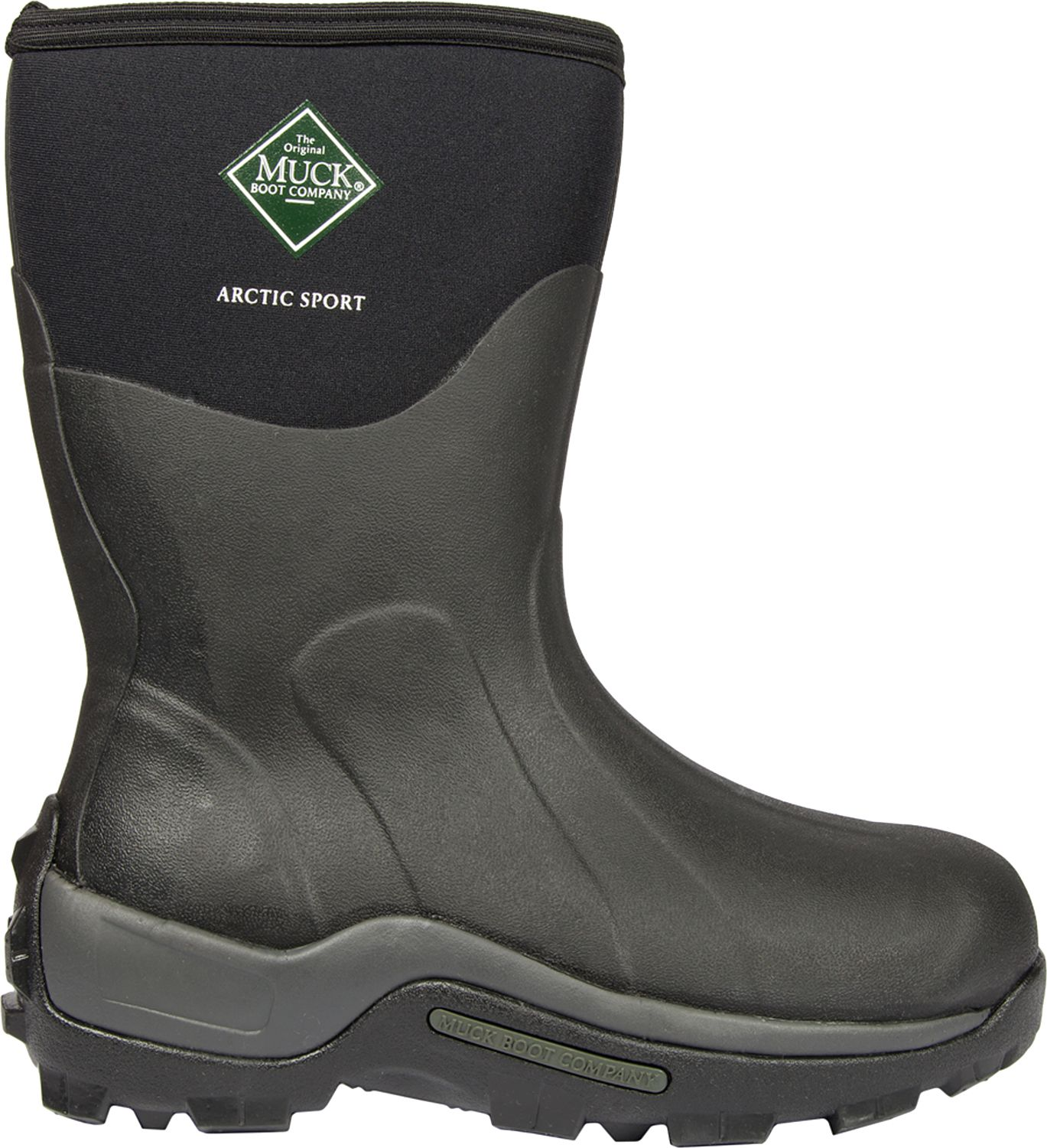 Muck Boot Adult's Arctic Sport Mid Waterproof Insulated Winter ...