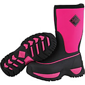 Muck Boot Kids' Rugged Outdoor Waterproof Sport Boots