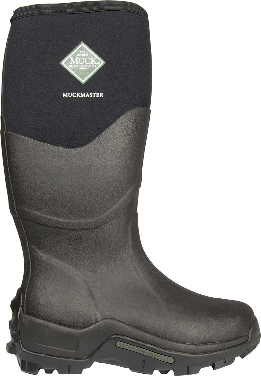 Muck Boot Men's Muckmaster High Waterproof Work Boots| DICK'S ...