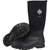 Muck Boot Men's Chore Met Guard Steel Toe Work Boots