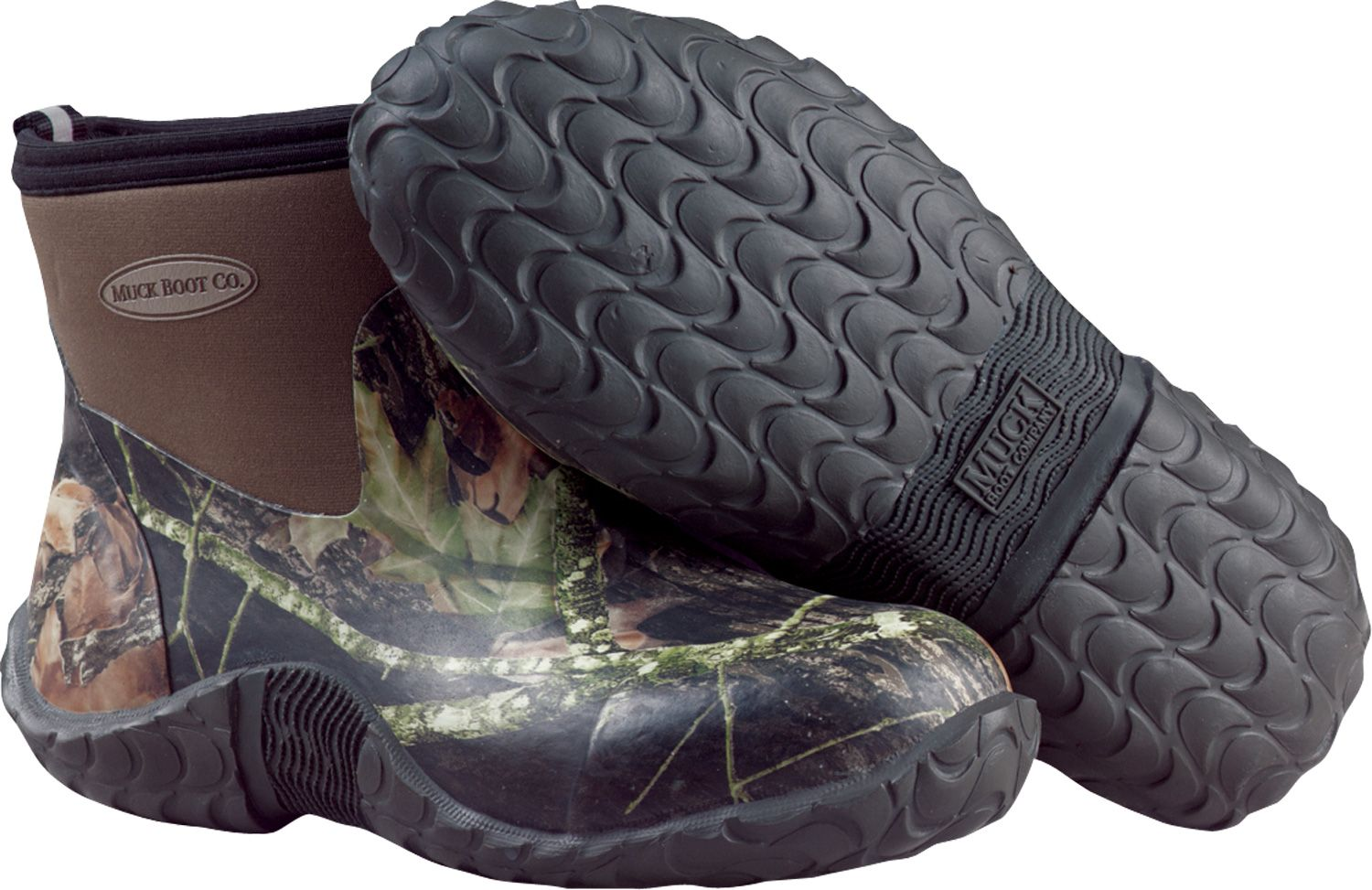 Muck Boot Men's Camo Camp Rubber Hunting Boots| DICK'S Sporting Goods