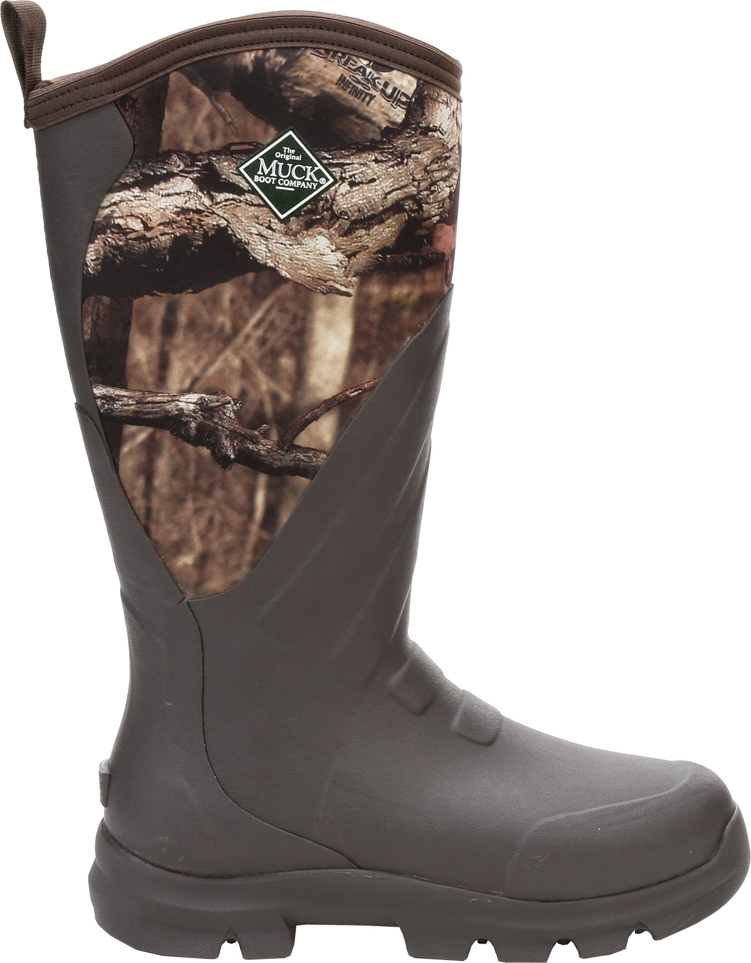 Muck Boot Men's Woody Grit Rubber Hunting Boots | DICK'S Sporting ...