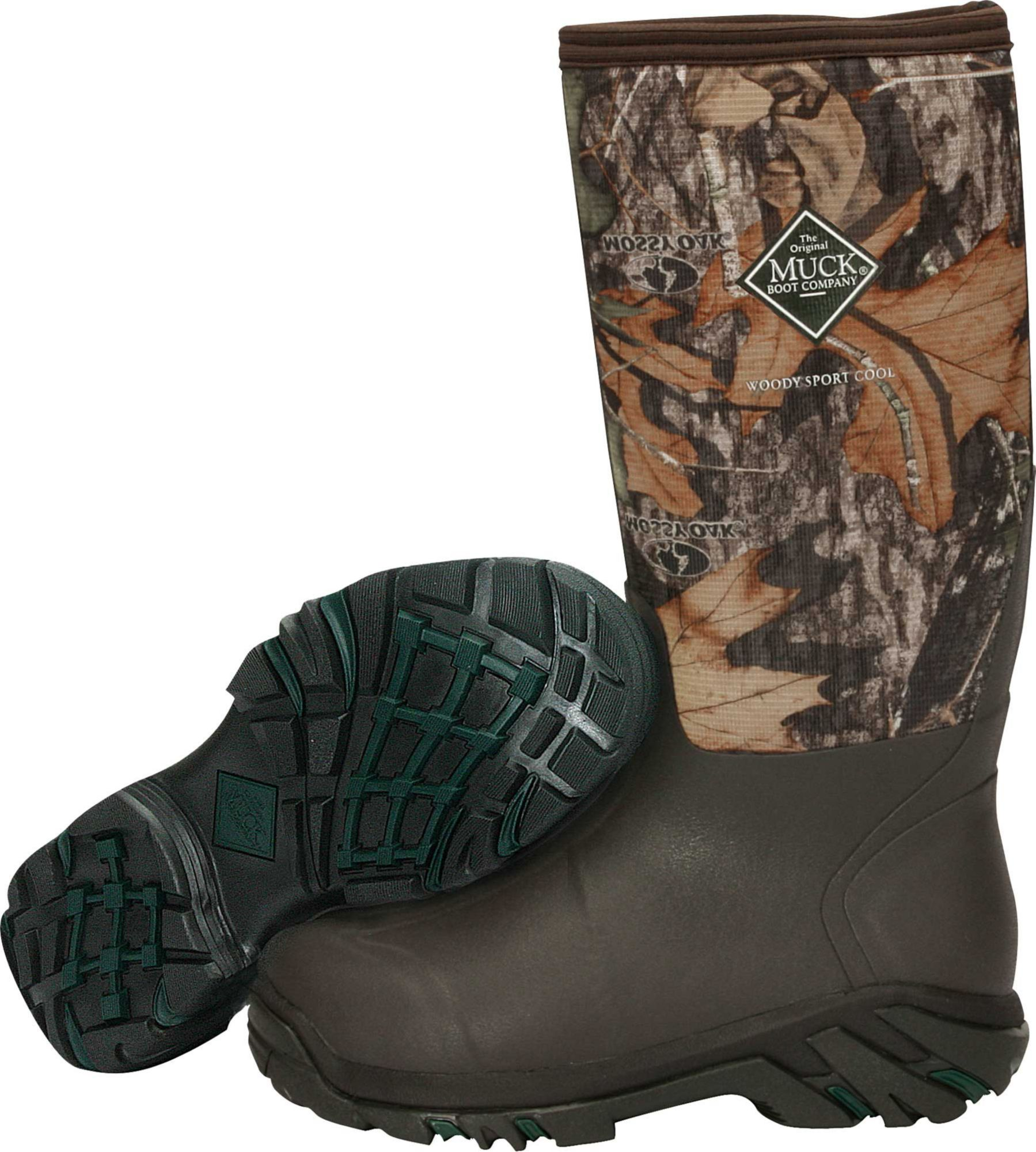 Muck Boot Men's Woody Sport Cool Rubber Hunting Boots| DICK'S ...