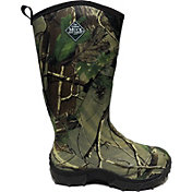 Muck Boots Men's Pursuit Snake Rubber Hunting Boots