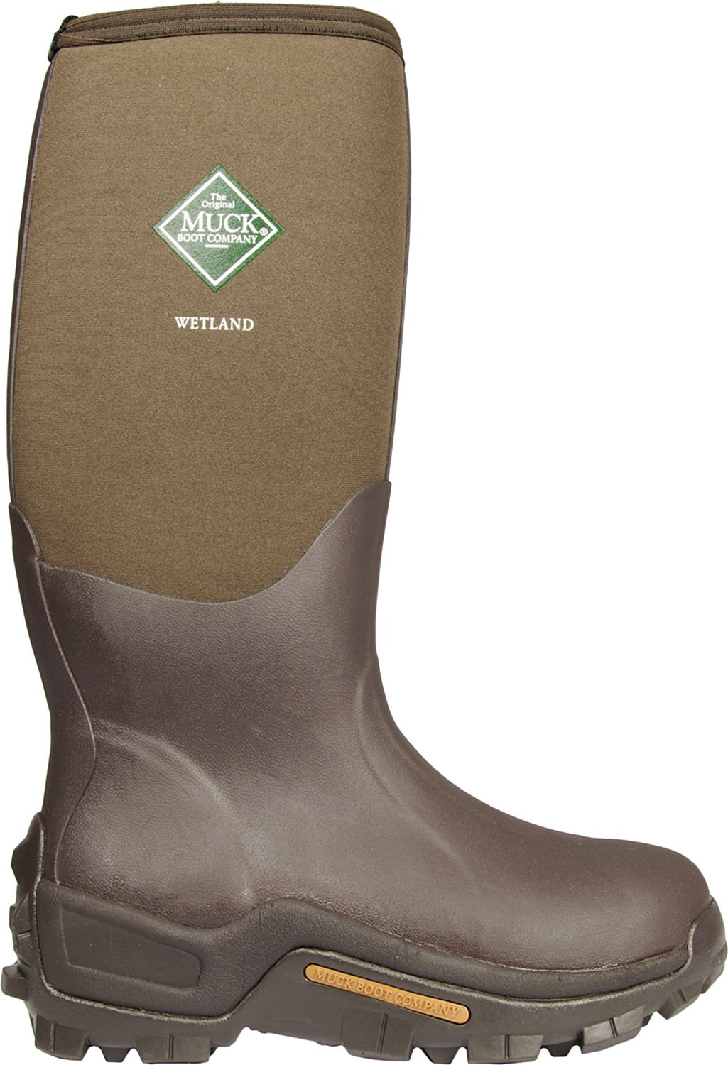 Muck Boot Company Men's Wetland Rubber Hunting Boots| DICK'S ...