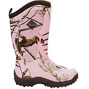 Muck Boot Women's Pursuit Stealth Rubber Hunting Boots