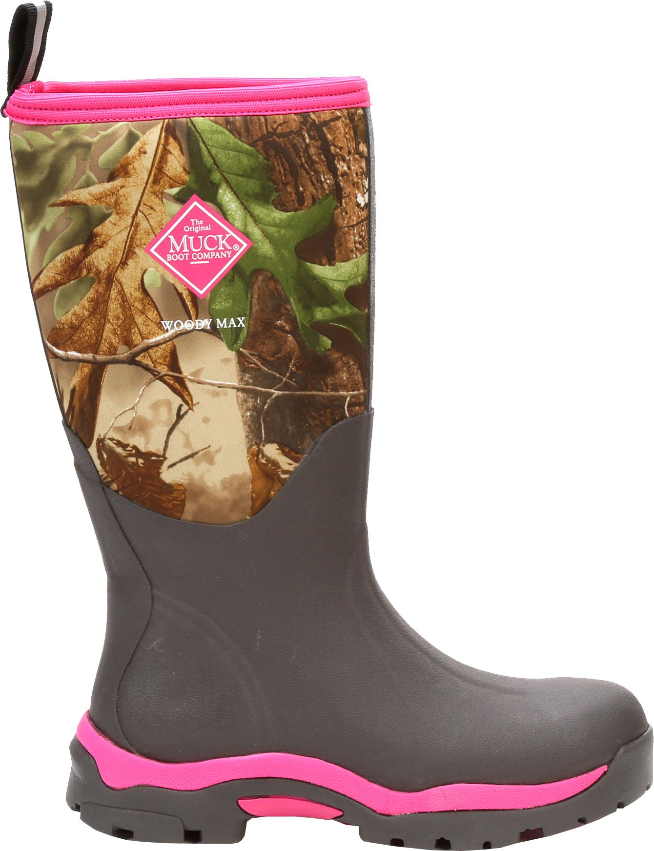 Muck Boot Women's Woody Max Rubber Hunting Boots| DICK'S Sporting ...