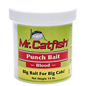Mr. Catfish Punch Baits
