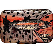 Montana Fly Company Fly Box Poly with Optional Leaf- Currier's Rainbow Trout