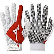 Mizuno Adult Techfire Batting Gloves