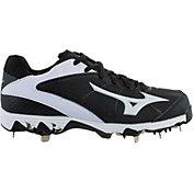 Mizuno Women's 9 Spike Select 2 Metal Fastpitch Softball Cleats