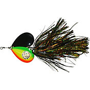 Musky Mayhem Double Showgirl Inline Spinnerbait