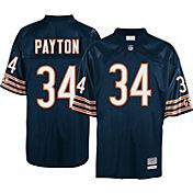 Mitchell & Ness Men's 1985 Home Game Jersey Chicago Bears Walter Payton #34