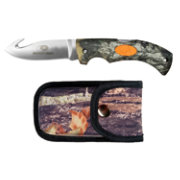 Mossy Oak Knives Pro Hunter Gut Hook Knife - Folding