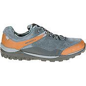 Merrell Men's Fraxion Mid Waterproof Hiking Shoes