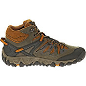 Merrell Men's All Out Blaze Mid Waterproof Hiking Boots