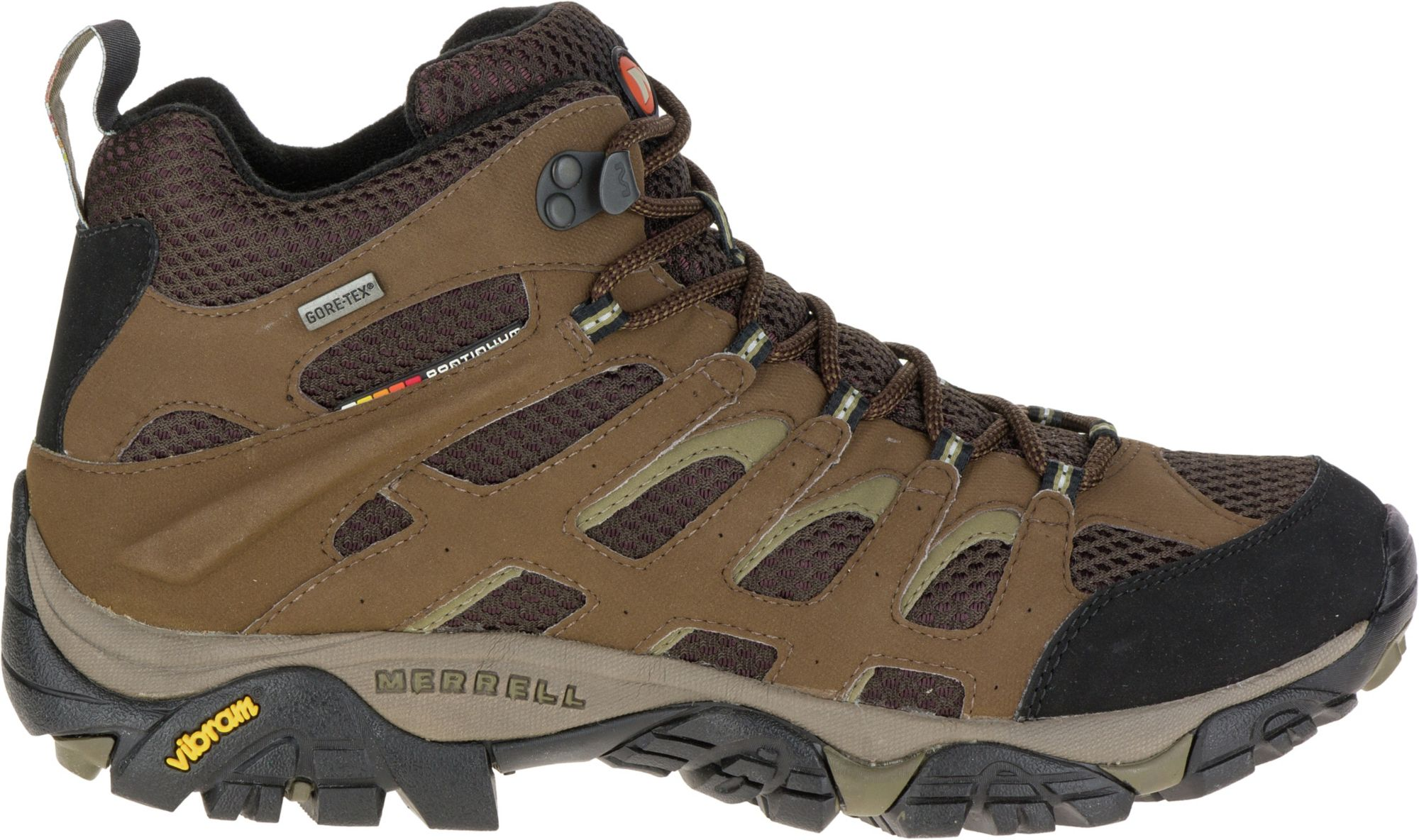 Merrell Men's Moab Mid GORE-TEX Hiking Boots| DICK'S Sporting Goods