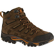 Merrell Men's Moab Peak Ventilator Mid Waterproof Hiking Shoes