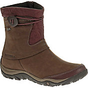 Merrell Women's Dewbrook Zip Waterproof Winter Boots