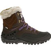 Merrell Women's Fluorecein Shell 400g Waterproof Winter Boots