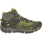 Merrell Women's All Out Blaze Mid Waterproof Hiking Shoes