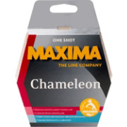Maxima One Shot Chameleon Monofilament Fishing Line