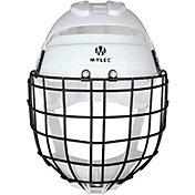 Mylec Junior Adjustable Street Hockey Helmet Combo
