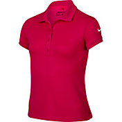 Nike Girls' Victory Golf Polo