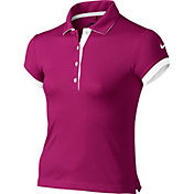 Nike Girls' Victory Golf Polo