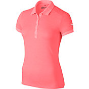 Nike Women's Victory Texture Golf Polo